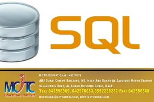 Microsoft SQL Training course in Dubai – MCTC Dubai