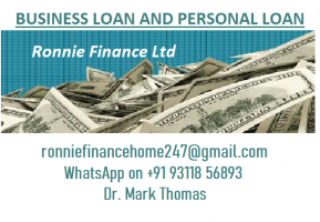 QUICK LOAN URGENT LOAN FOR YOUR BUSINESS INDUSTRY REAL ESTATE