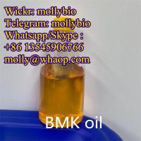 Buy high quality BMK Oil  Cas 20320-59-6 with best price Wickr mollybio