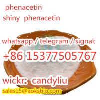 phenacetin, china factory supply phenacetin, phenacetin powder, sales15@aoksbio.com