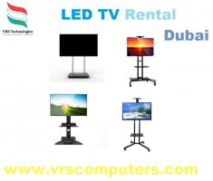 LED TV for Rent in Dubai VRS Technologies LLC