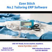 No.1 Tailoring ERP Software of UAE