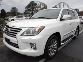 For Sale 2015 Lexus LX 570  $25000