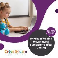 Cyber Square - AI & Coding Courses for Kids