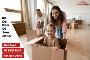 Movers and Packers in Dubai | Moversjoint