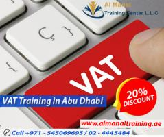 VAT Course in Abu Dhabi