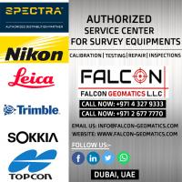Total Station Calibration, Repair and Services | Falcon Geomatics LLC