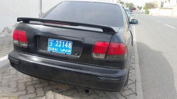 Civic 1997 d16