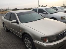 car nissan maxima 1999