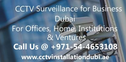 CCTV Surveillance for Businesses in Dubai,UAE