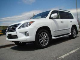 First owner lexus lx570 2014