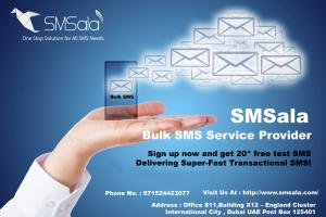 Advantages of taking Bulk SMS Services From SMSala.com