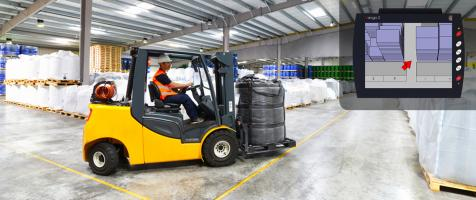 Here are the Reasons to Use Forklift Camera in Storehouse