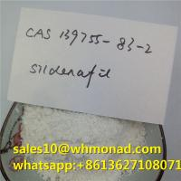 Factory Directly Supply 99% Purity Sildenafil cas 139755-83-2