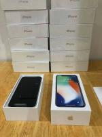 New Latest Apple iPhone X 64Gb/256Gb and Samsung Galaxy Note 8 64Gb Unlocked Free Delivery