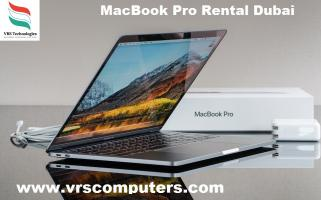 MacBook Rentals from VRS Technologies in Dubai