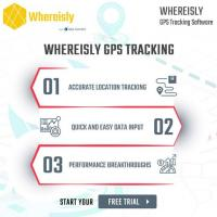 Whereisly -  Field staff Management & Tracking Software