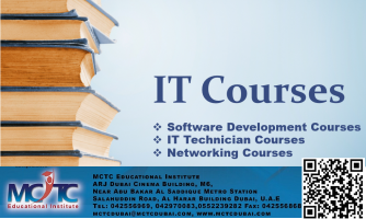 Learn IT Courses to Make Your Career Safe! MCTC Dubai