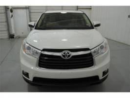 Urgent for sale fairly Used 2014 Toyota Highlander 4X4