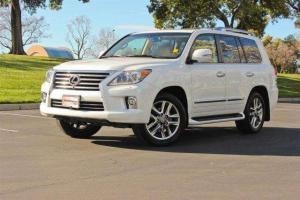 2014 LEXUS LX 570 FAMILY SUV