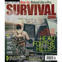 American survival guide magazine subscription Best price