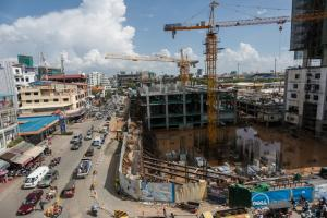 Keep an Eye on your Construction Site with Timelapse Camera