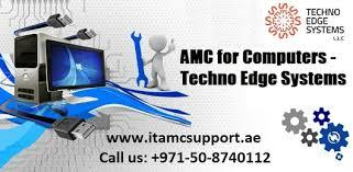 Server AMC Services | AMC for Servers |IT AMC for Networking -Techno Edge