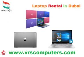 Rent Laptops in Dubai at VRS Technologies