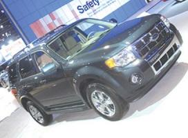 Ford Escape XLT 2012,V6 3.0L4x4
