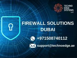 Firewall solutions in Dubai becomes the security architecture