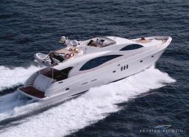 Luxury Yacht Rental Dubai | Arabian Yachting