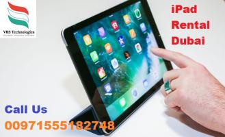 iPads for Rent in Dubai VRS Technologies LLC