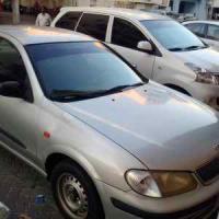 Nissan Sunny 2002 model