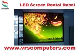 LED Screen Rental Dubai LED Display Screen Hire UAE