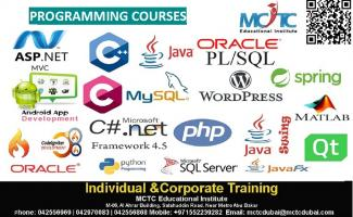 Best Training Center for Programming Courses in Dubai