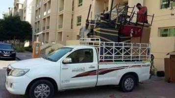 1 TON PICKUP BEST MOVING SHIFTING SERVICE DUBAI)(0551625833