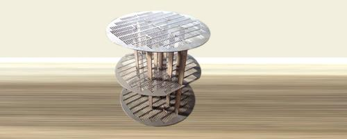 Plate Heat Exchanger - Cross Flow Cooling Towers