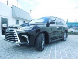 2016 Lexus LX 570 GCC Spec
