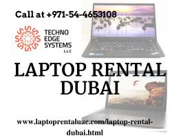 Lease a Laptops for your needs in Dubai