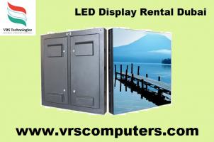 LED Display Monitors Dubai UAE VRS Technologies