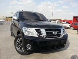 2014 Nissan Patrol (LE) Platinum
