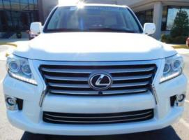 2014 LEXUS LX 570 FAMILY SUV SALE