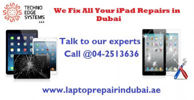 Techno Edge Systems Fix All Kinds of iPad Air Repairs in Dubai