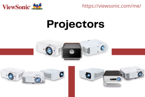 Best Portable Projectors for Home and Business | Viewsonic ME
