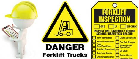 Look Out the Advantages of Forklift Camera - SharpEagle