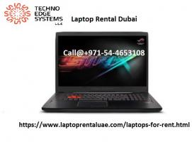 Laptop Rental in Dubai for your home