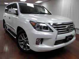 2015 Lexus LX 570 Full Option
