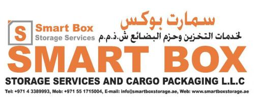 SMART BOX SELF STORAGE SERVICE (10 AED. Per Sq.Ft)