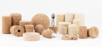 The major role of an agglomerated cork stopper