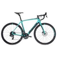 2020 Bianchi Infinito CV Disc SRAM Force eTap AXS Road Bike (IndoRacycles)
